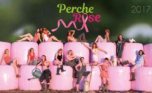 Quinze agricultrices de l'Orne ont posé durant l'été 2016 pour un calendrier destiné à récolter des fonds pour lutter contre le cancer du sein.