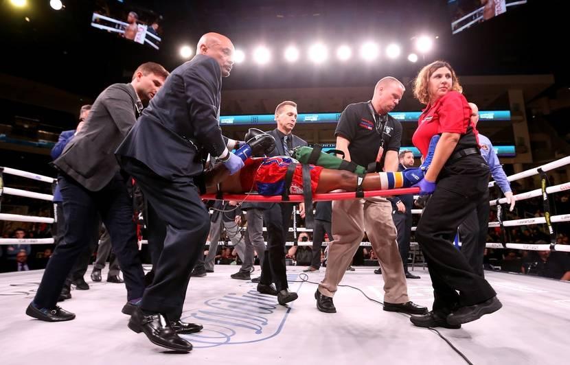 Décès: Un boxeur meurt tragiquement pendant un entraînement