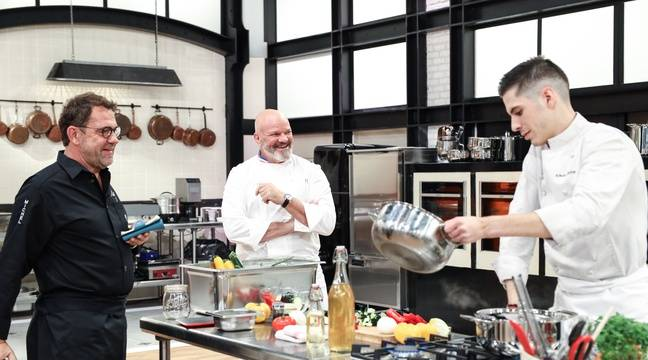 Top Chef : Plébiscité par les critiques, le Lyonnais Adrien Zedda mise sur sa cuisine végétarienne pour… - 20 Minutes