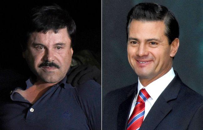 nouvel ordre mondial | El Chapo a versé des pot-de-vin à à l'ex-président Pena Nieto, selon un témoin