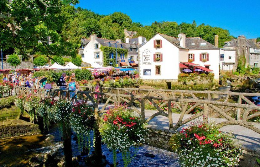 « Le village préféré des Français » : Pont-Aven, la cité des peintres, représentera la Bretagne
