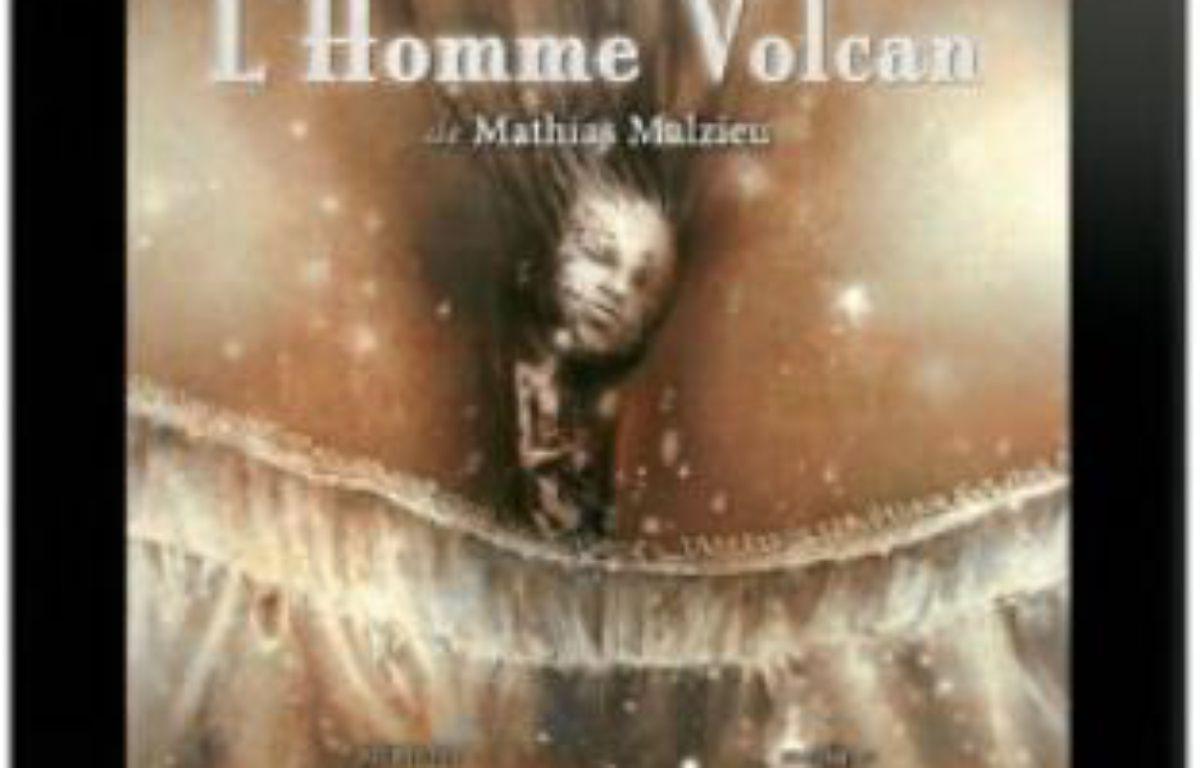 L'Homme volcan de Mathias Malzieu est un projet conçu pour l'iPad. –  Flammarion / Actialuna