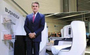 La compagnie Air France a dévoilé mardi le nouveau siège de sa classe Business qui équipera ses 44 Boeing 777, atout majeur dans sa stratégie de reconquête des passagers affaires.