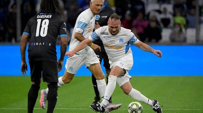 Match des héros : Jul et la « Papinade », la bandelette hommage de Maoulida, Gasly la F1… Didier Drogba fête son retour à Marseille