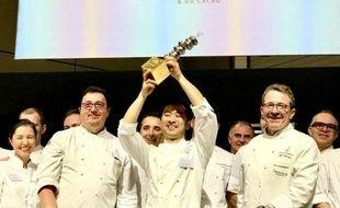Le pâtissier japonais Keita Ishiguro remporte le concours Charles Proust 2018
