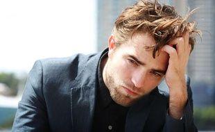 Robert Pattinson lors d'une séance photo pour la sortie du prochain «Twilight», à Sydney en Australie, le 22 octobre 2012.
