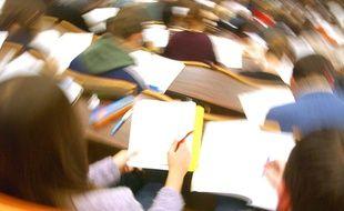 Il n'y a que 500 étudiants autistes recensés en France.