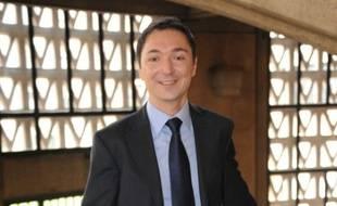 Philippe Verdier au 10e Forum International de la Meteo et du Climat au Conseil Economique Social et Environnemental de Paris en mars 2013