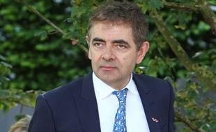 Rowan Atkinson connu pour son rôle de M.Bean