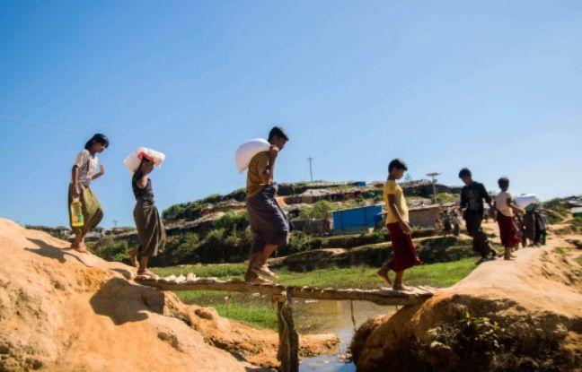 nouvel ordre mondial | VIDEO. Au moins 6.700 Rohingyas personnes tués en Birmanie le premier mois des violences