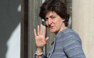 Sylvie Goulard, ministre des Armées, le 7 juin 2017 à l'Elysée.