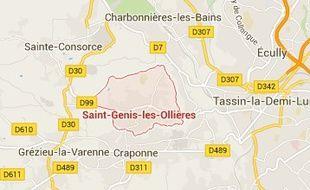 L'opposition est grande à Saint-Genis-les-Ollières, près de Lyon, contre l'implantation d'un village d'insertions de roms.