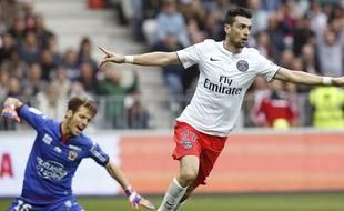 PSG -Nice, le 18 avril 2015