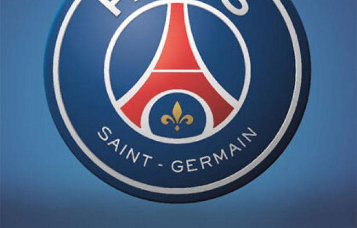 Le nouveau logo du PSG – DR