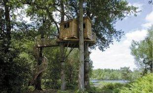 Rudimentaire ou grand luxe, en l'air ou sur terre, la cabane en bois est en vogue sous toutes ses formes. Une résidence secondaire économique, écologique et dépaysante, même à une heure de chez soi.