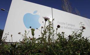 Le siège d'Apple en Californie.