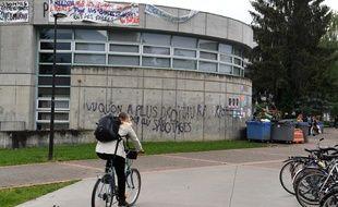 L'université de Grenoble, ici au mois de mai dernier.