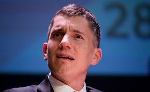 Le député LREM de la 3e circonscription du Bas-Rhin, Bruno Studer, à Dijon, en 2018.