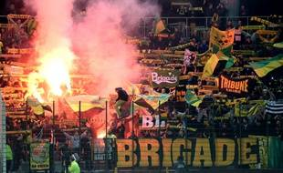 La Brigade Loire du FC Nantes fait partie des groupes signataires.