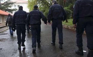 A l'école de police de Nîmes (Archives)