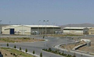 Le centre iranien de recherche nucléaire de Natanz, le 2 décembre 2020.