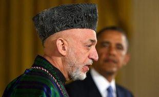 La Maison Blanche a déclaré mardi que le président afghan Hamid Karzaï, jusque-là opposé à l'ouverture d'une représentation politique officielle des talibans au Qatar, était parvenu à s'entendre avec Barack Obama en faveur d'une telle démarche.