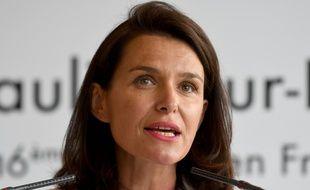 La présidente de la région Pays-de-la-Loire Christelle Morançais