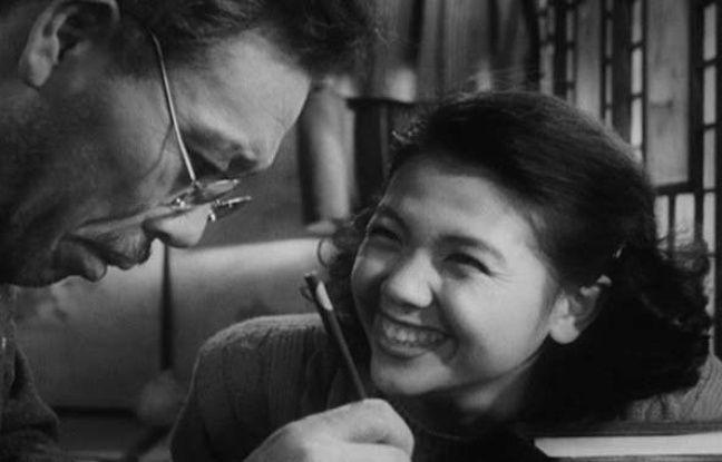 Takashi Shimura dans Vivre d'Akira Kurosawa