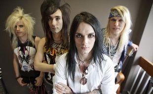 Le groupe Blackrain