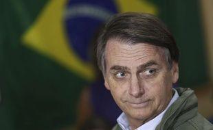 Jair Bolsonaro, le nouveau président du Brésil.