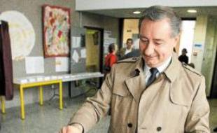 Jean-Luc Moudenc (UMP) a gagné avec 50,41% des voix.