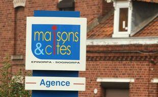 Le siège de la Soginorpa, à Douai (Nord), fait l'objet d'une enquête depuis le 10 mai au matin.