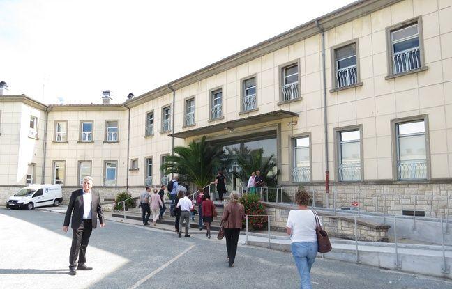 En Gironde, illustration de l'hôpital psychiatrique de Cadillac.