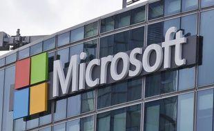 Les locaux de Microsoft à Issy-les-Moulineaux