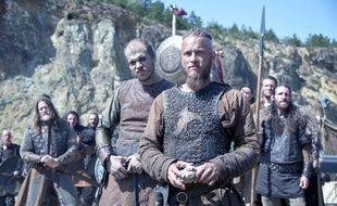 Image de la saison 2 de la série Vikings sur Canal+