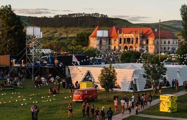 Electric Castle, l'un des nombreux festivals de la ville