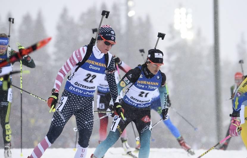 Hochfilzen : Grosse déception pour les Bleues, septièmes du relais dames... La Norvège l'emporte encore