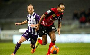 Étienne Didot et Jérémy Sorbon sont désormais partenaires à Guingamp.