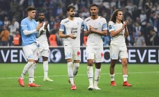 Les Marseillais auraient pu espérer mieux contre le PSG (0-0).