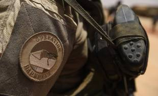 Operation Barkhane, au Mali.