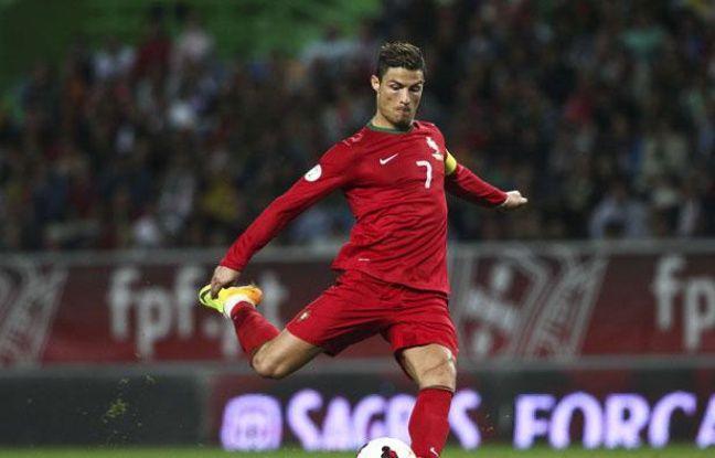 Video cristiano ronaldo efface le record de pauleta et - Portugal qualification coupe du monde ...