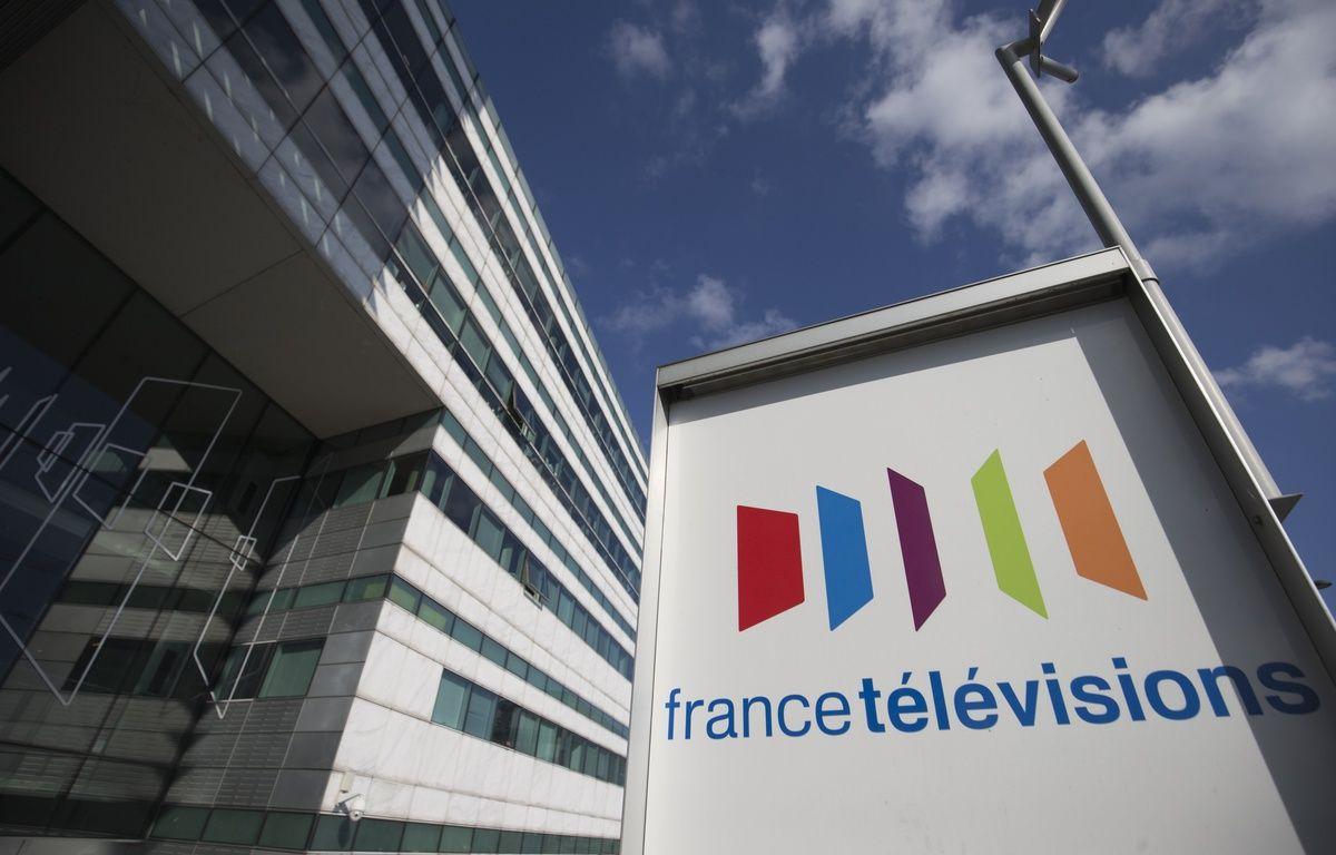 Le siège de France Télévisions en avril 2016. – JOEL SAGET / AFP