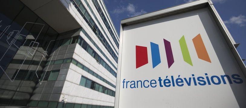 Le siège de France Télévisions en avril 2016.