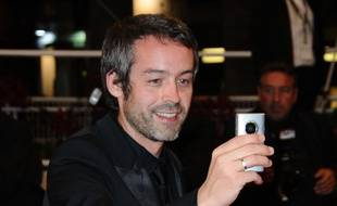 Yann Barthès au Festival de Cannes en 2010