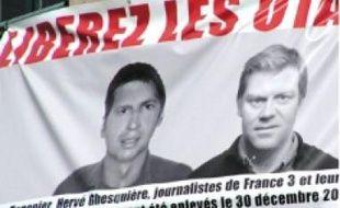 Les otages sont journalistes à France 3