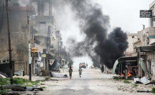 Sabri Ben Ali est mort dans les zones de combat d'Alep en 2013.