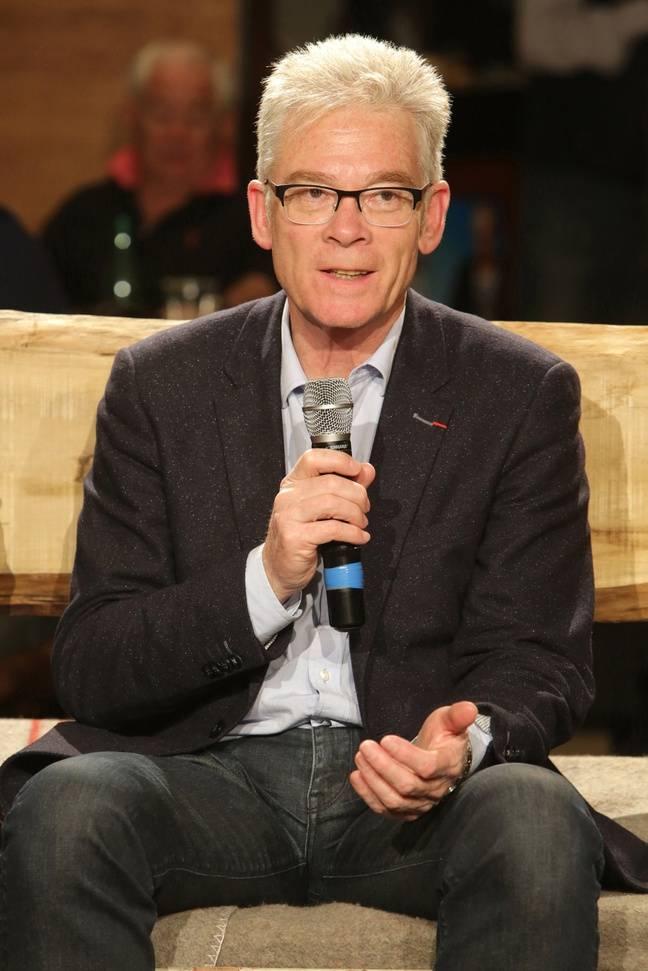 Jean-Marc Peillex, le maire de Saint-Gervais.