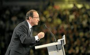 Hollande veut «une France de la justice, où l'argent sera remis à sa place ».