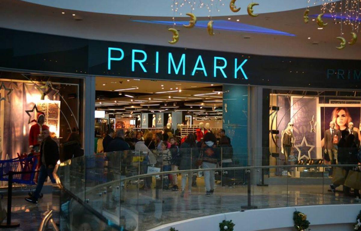 L'enseigne Irlandaise Primark ouvre sa première boutique à Lyon le 23 octobre 2015.  – Capture d'écran Facebook