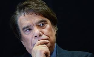 Bernard Tapie en novembre 2013.
